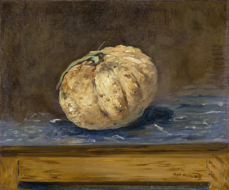 Édouard Manet - The Melon
