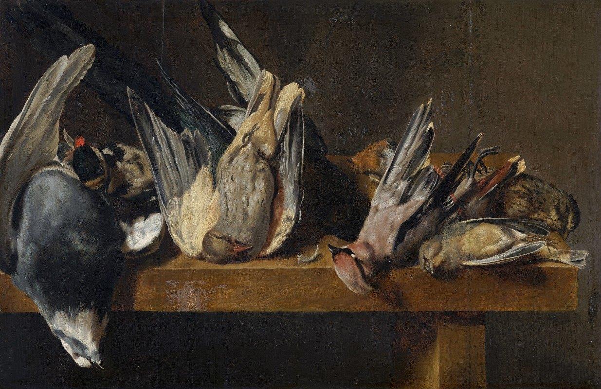 Elias Vonck - Dead Birds
