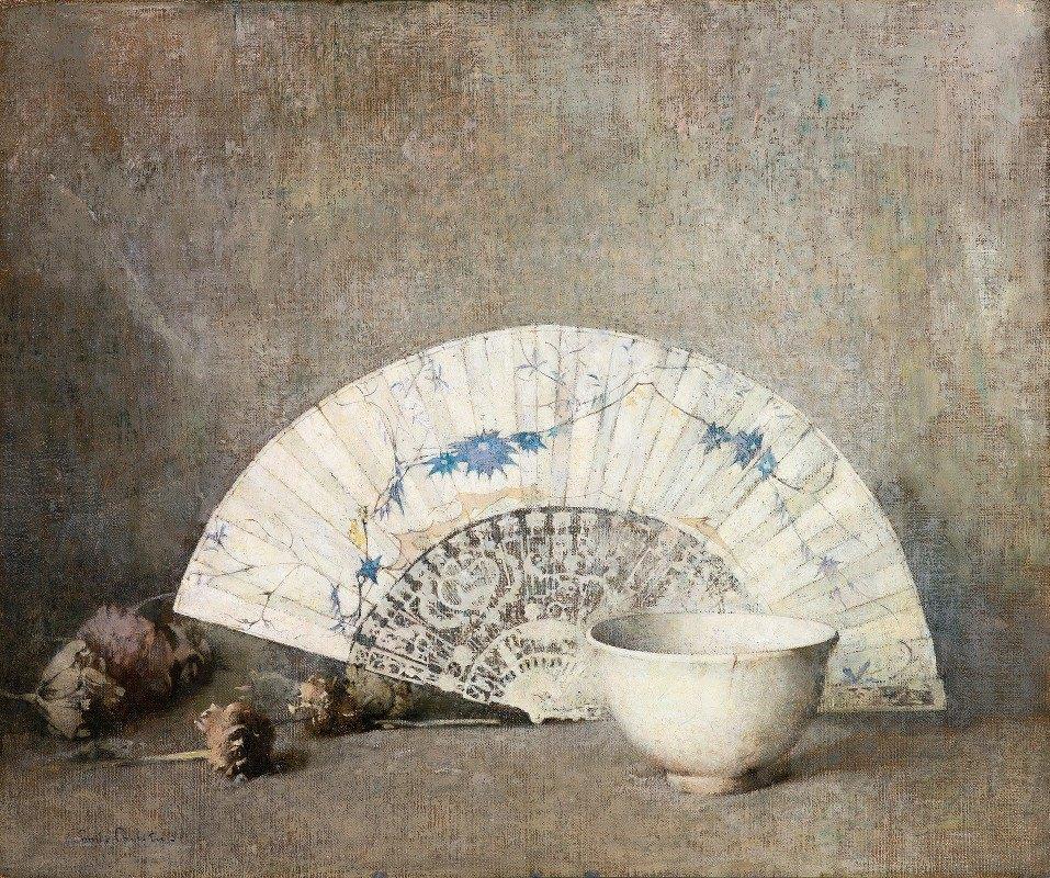 Emil Carlsen - The Fan