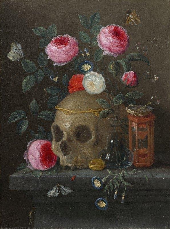 Jan Van Kessel The Elder - Vanitas Still Life