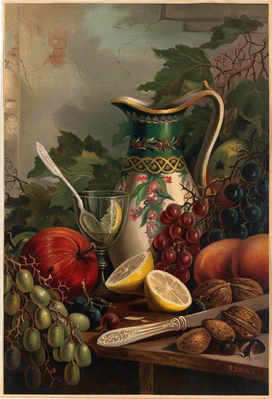 Robert Wilkie - Dessert No. 1