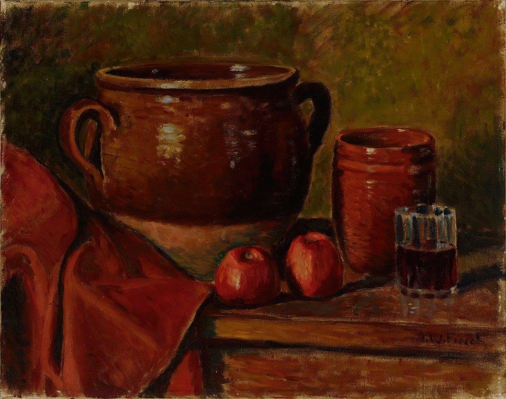 Alfred William Finch - Still Life