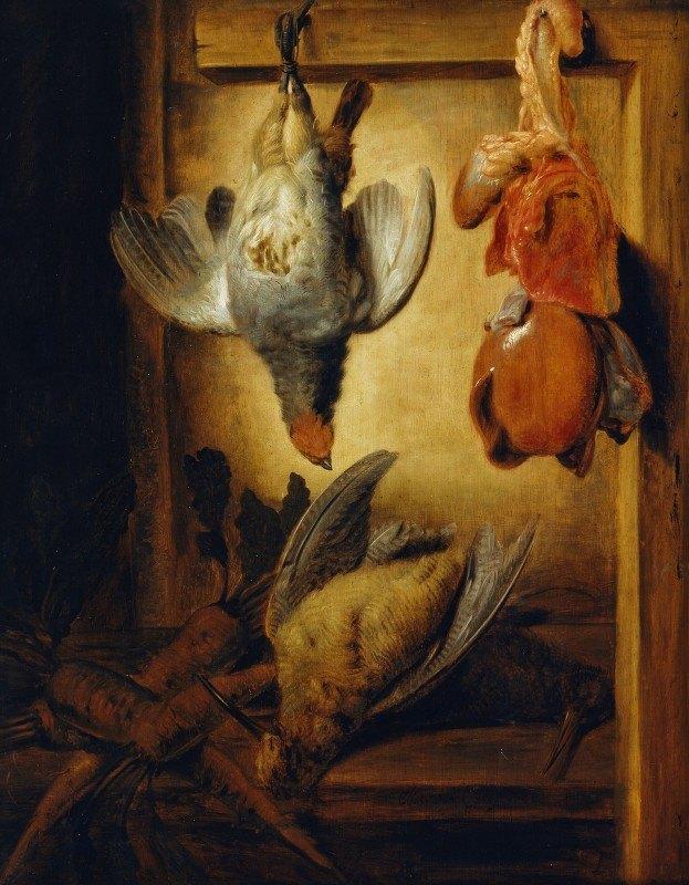 Elias Vonck - Dead Wild Fowl