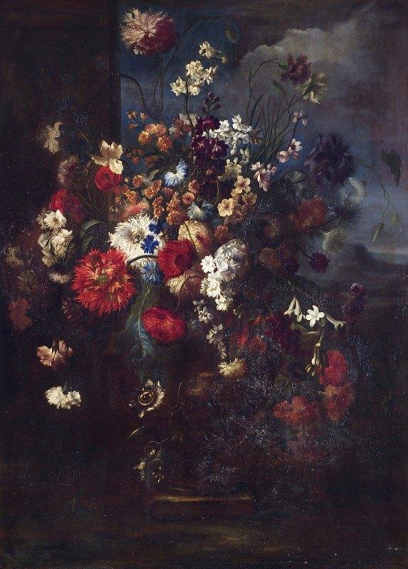 Franz Werner Tamm - Flower Piece