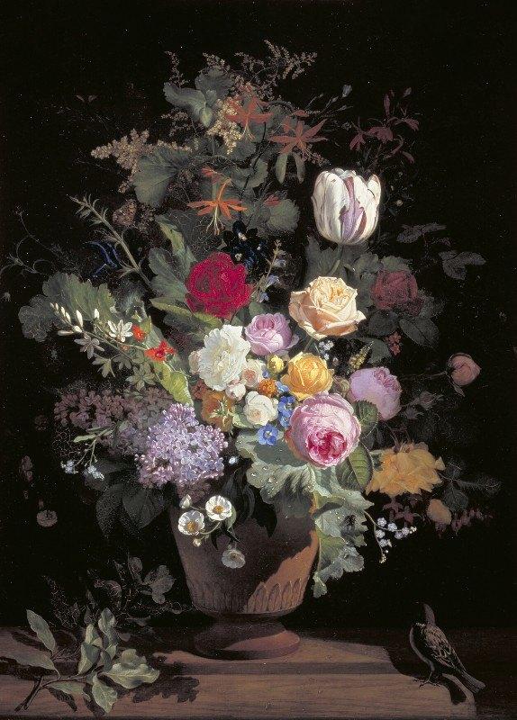O.D. Ottesen - Flowers In A Vase