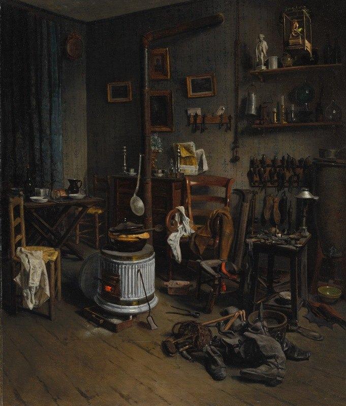 Jean-Alphonse Duplessy - Cobbler's Quarters