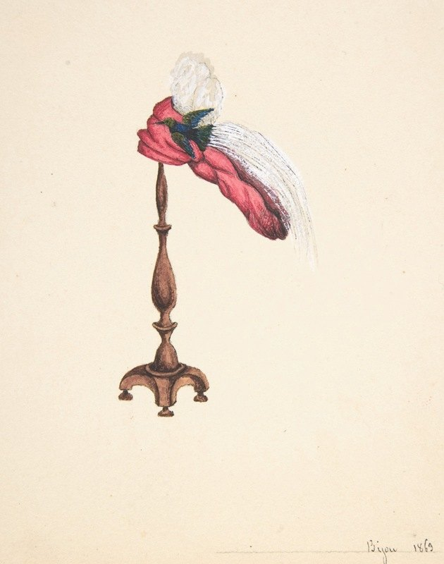 Auguste Félix - A Hat on a Stand