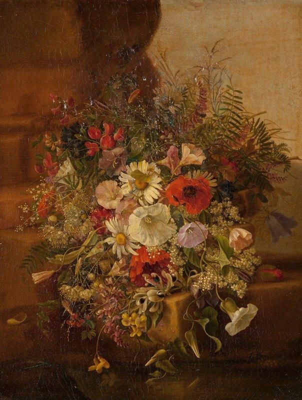 Adelheid Dietrich - Flora Still Life