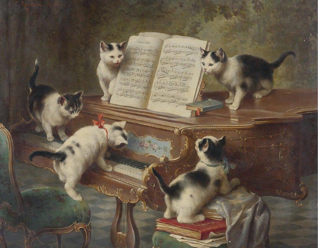 Carl Reichert - The Kittens' Recital