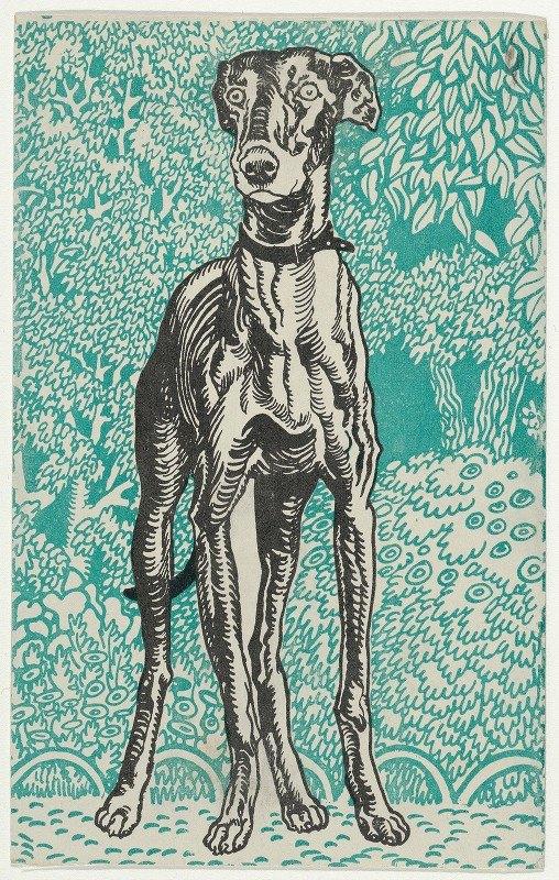 Moriz Jung - Greyhound