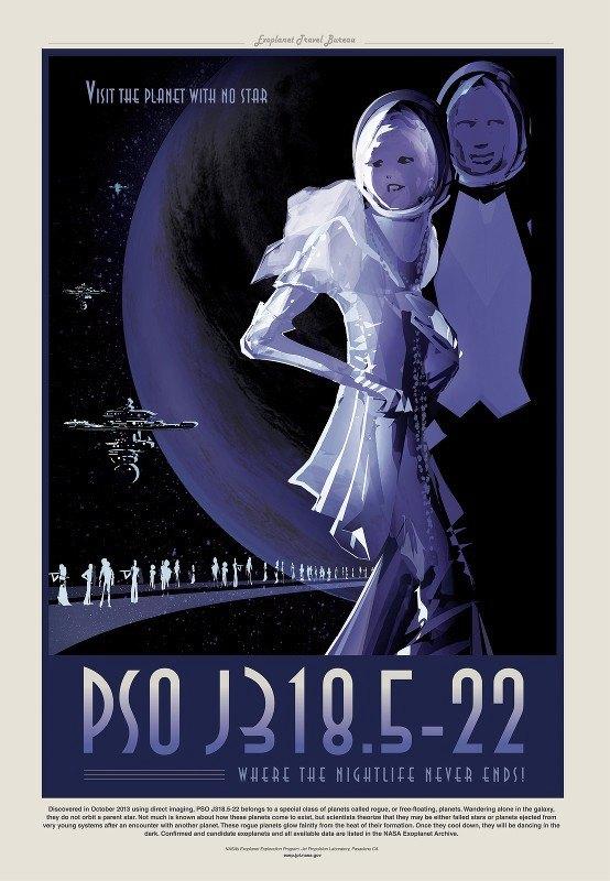 NASA - PSO J318