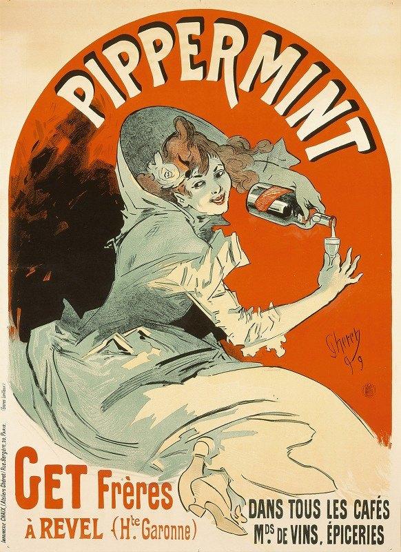 Jules Chéret - Pipperment