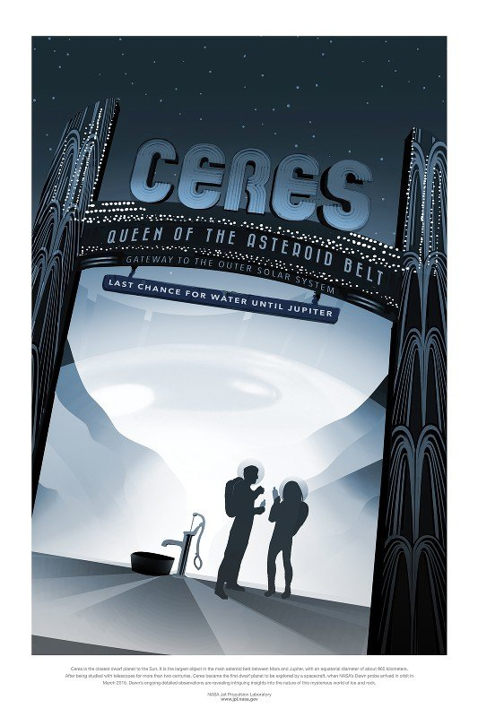 NASA - Ceres