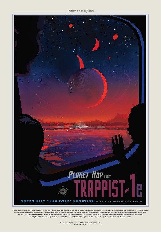 NASA - Trappist 1E