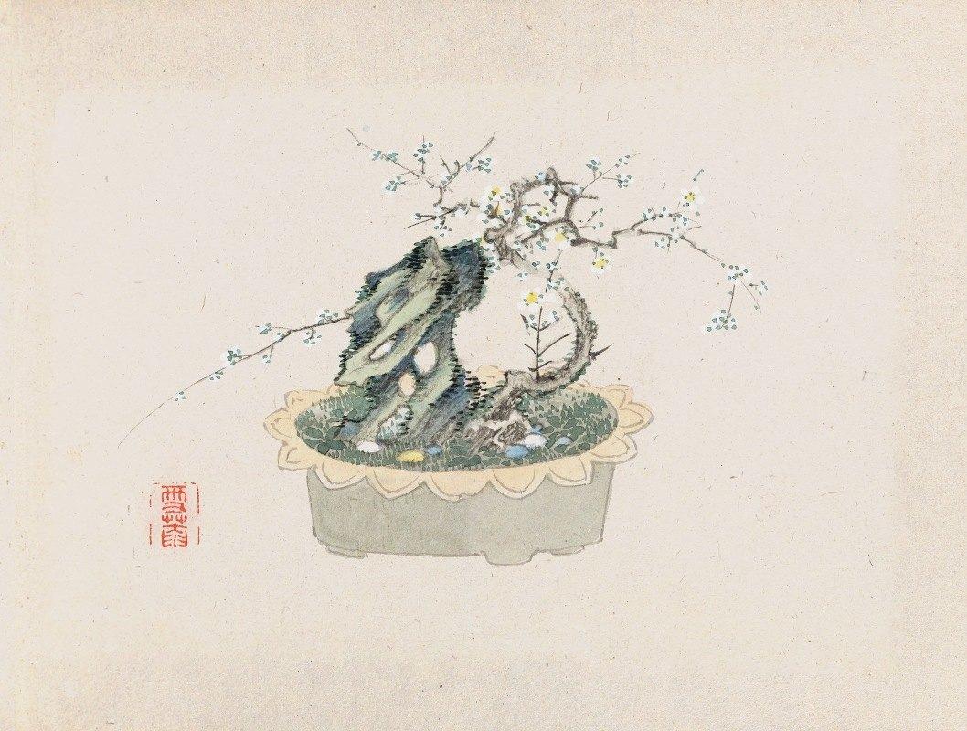 Anonymous - Bonsai kabenzu, Pl.06