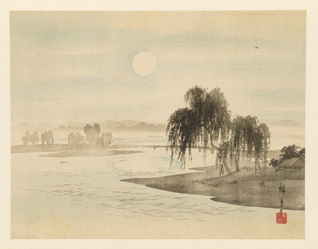 Shiichi Tajima - Masterpieces selected from the Ukiyoyé School, Pl.22