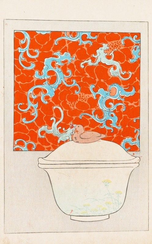 Nakayasu Shinzaburō - Shin zuan, Pl.02