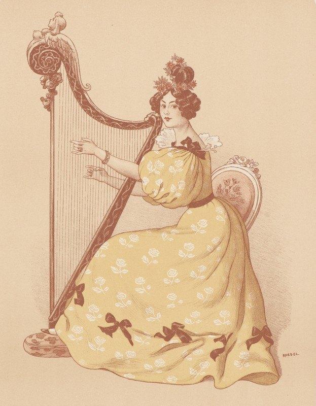 Auguste Roedel - La Romance