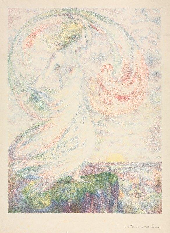 Paul Herrmann - Allegory