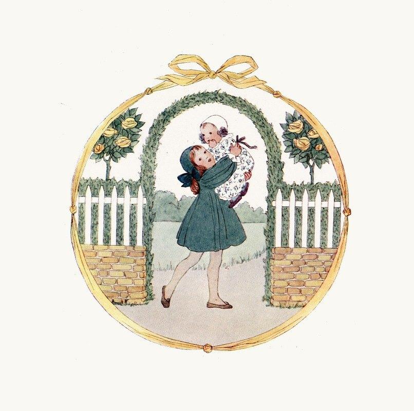 Henriëtte Willebeek le Mair - Little songs of long ago – more old nursery rhymes Pl 1