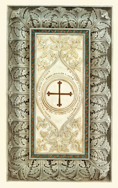 Elizabeth A. Nedwill - Memorial Tablet