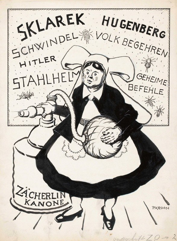 Patricq Kroon - Duitse ongediertebestrijding