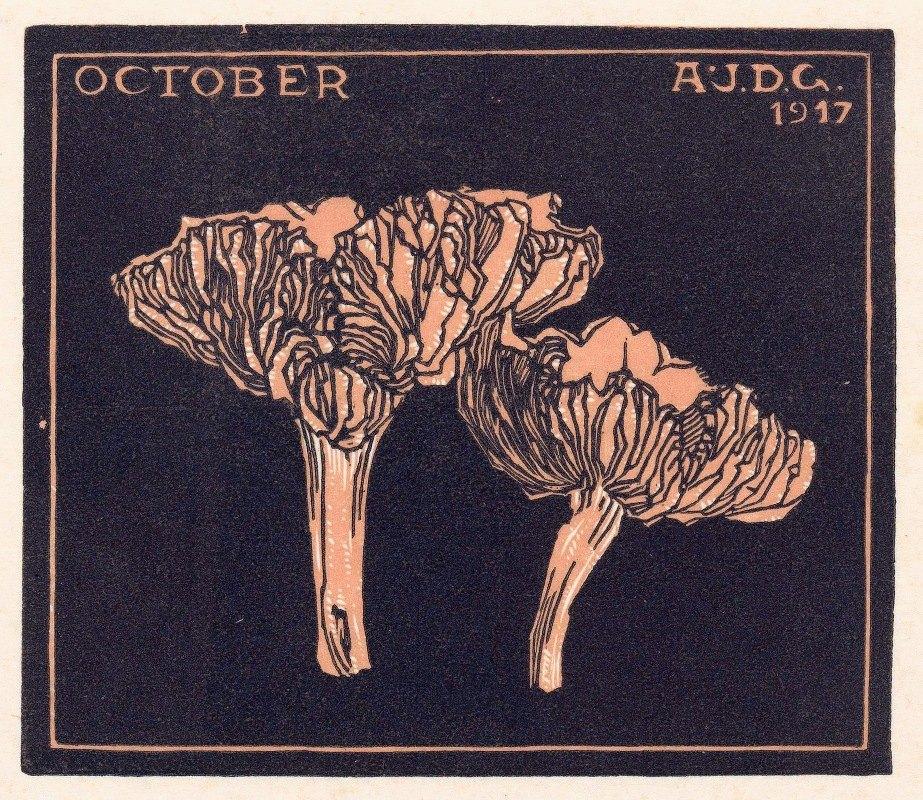 Julie de Graag - October