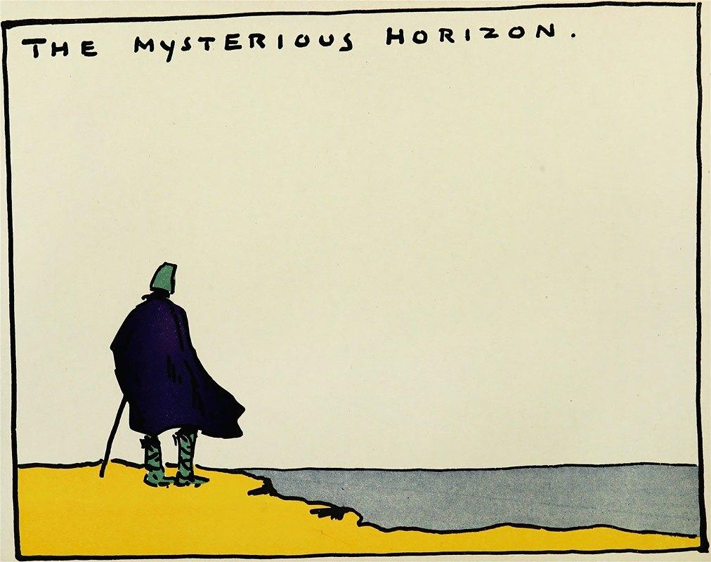 Hendrik Willem Van Loon - The mysterious horizon
