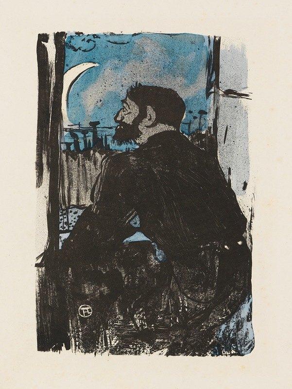 Henri de Toulouse-Lautrec - Nuit Blanche
