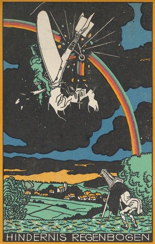 Moriz Jung - Rainbow Obstacle (Hindernis Regenbogen)