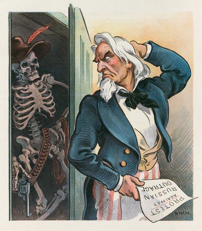 Udo Keppler - A skeleton of his own