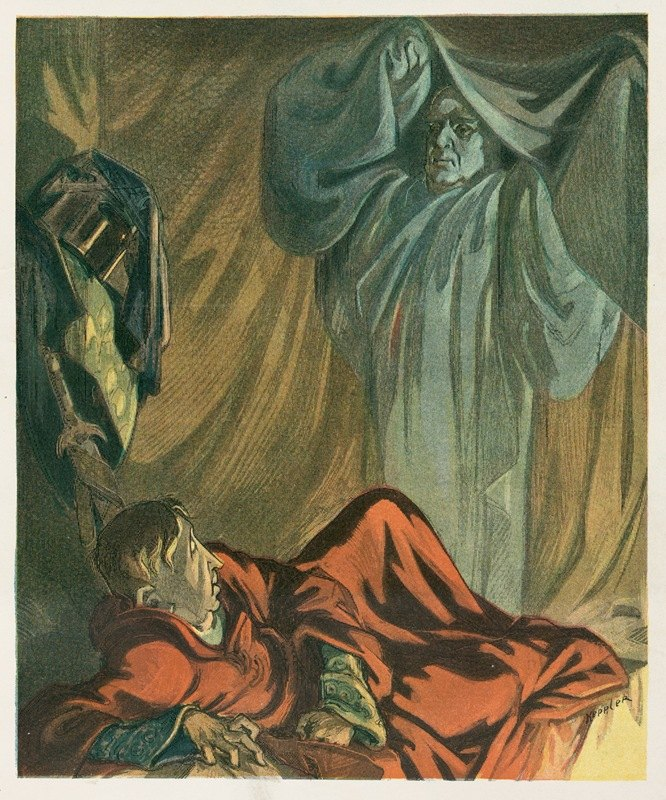 Udo Keppler - 'Let me sit heavy on thy soul tomorrow!' Richard III