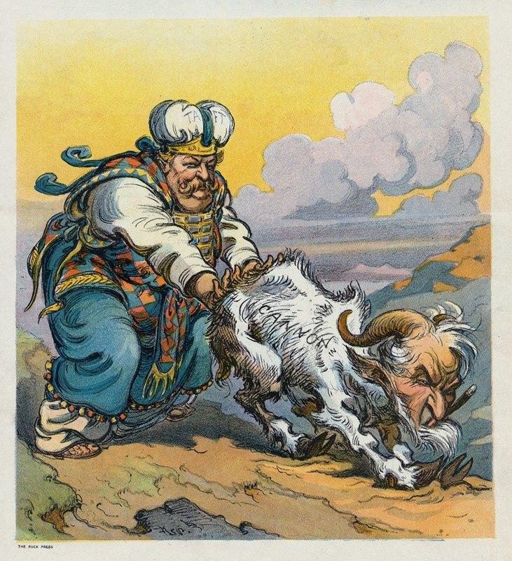 Udo Keppler - The goat of Cannonism