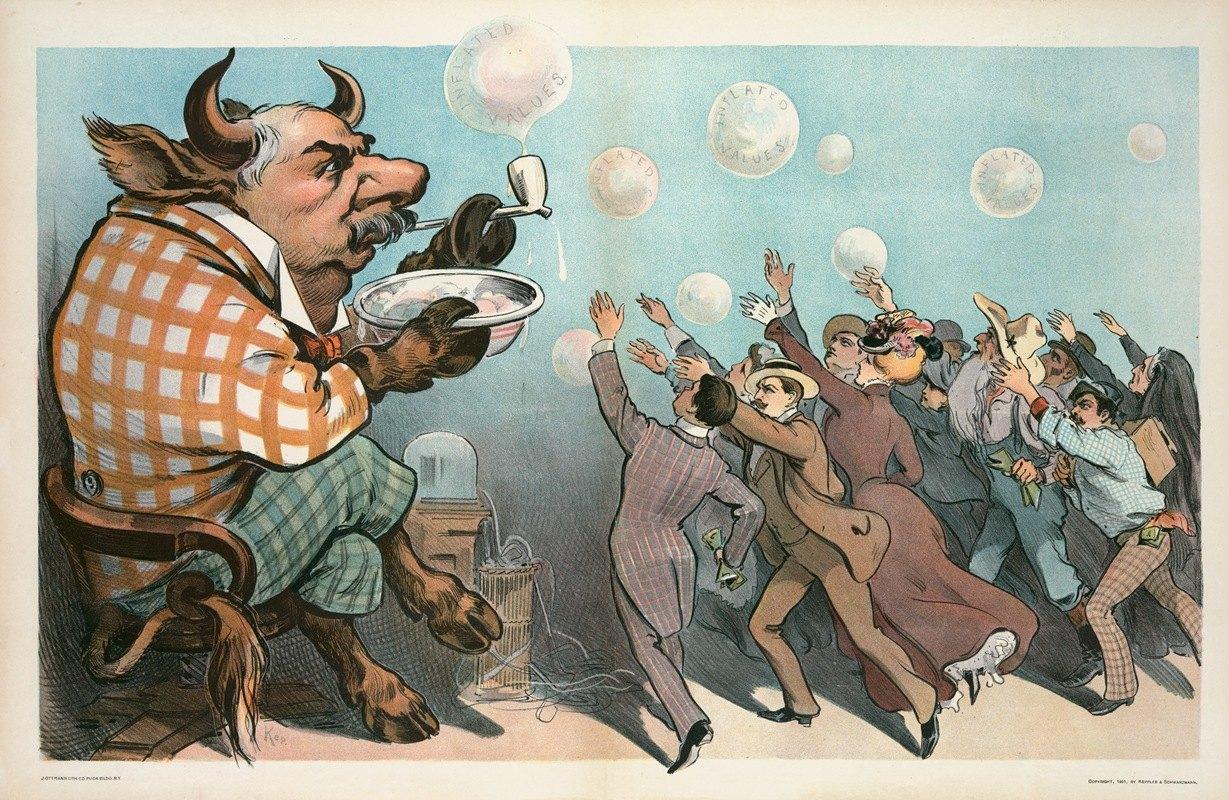 Udo Keppler - Wall Street bubbles; – Always the same