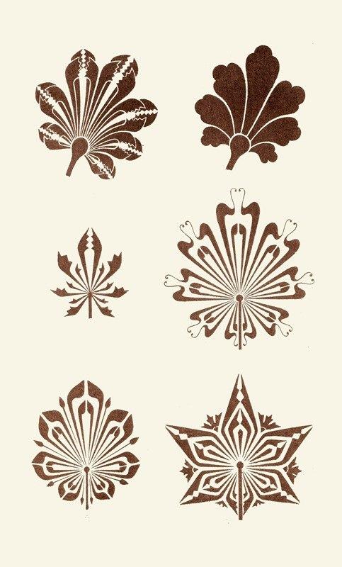 Christopher Dresser - The Art of Decorative Design pl10