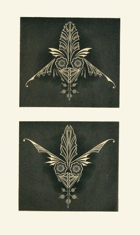 Christopher Dresser - The Art of Decorative Design pl23