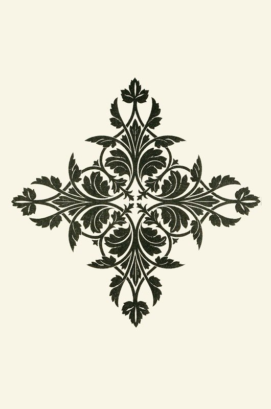 Christopher Dresser - The Art of Decorative Design pl29