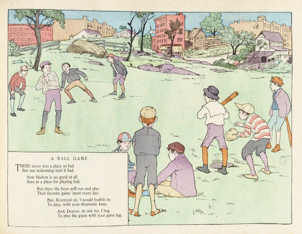 Ethel Mars - A ball game