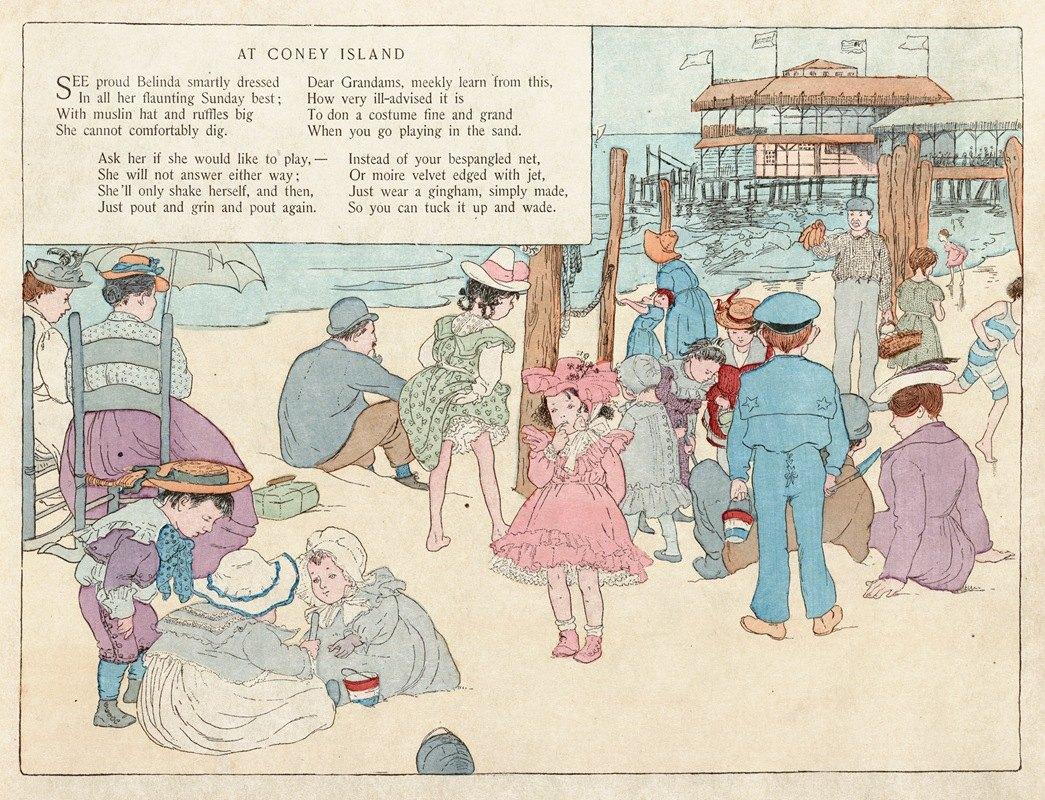Ethel Mars - At Coney Island