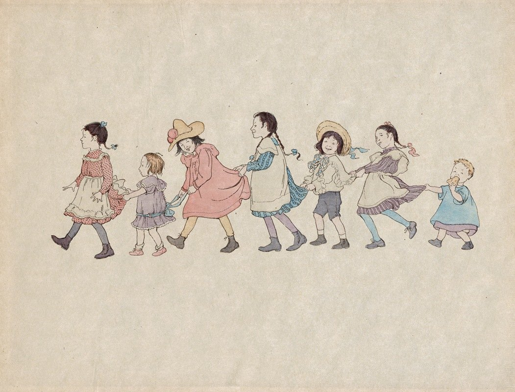 Ethel Mars - Children of our town pl 1