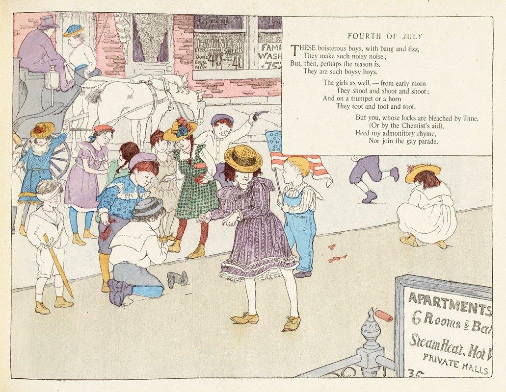 Ethel Mars - Fourth of July