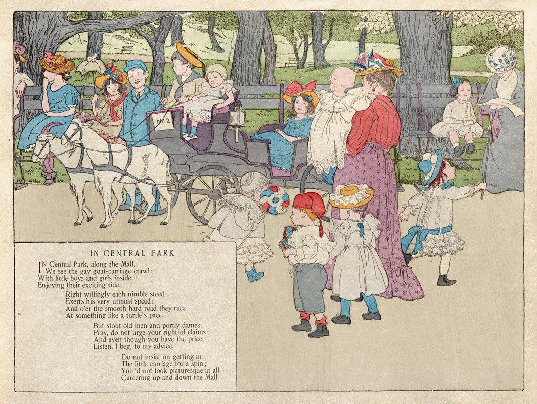 Ethel Mars - In Central Park