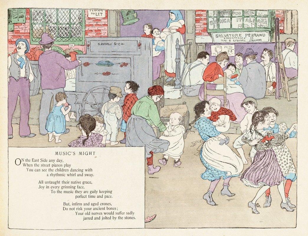 Ethel Mars - Music's Might
