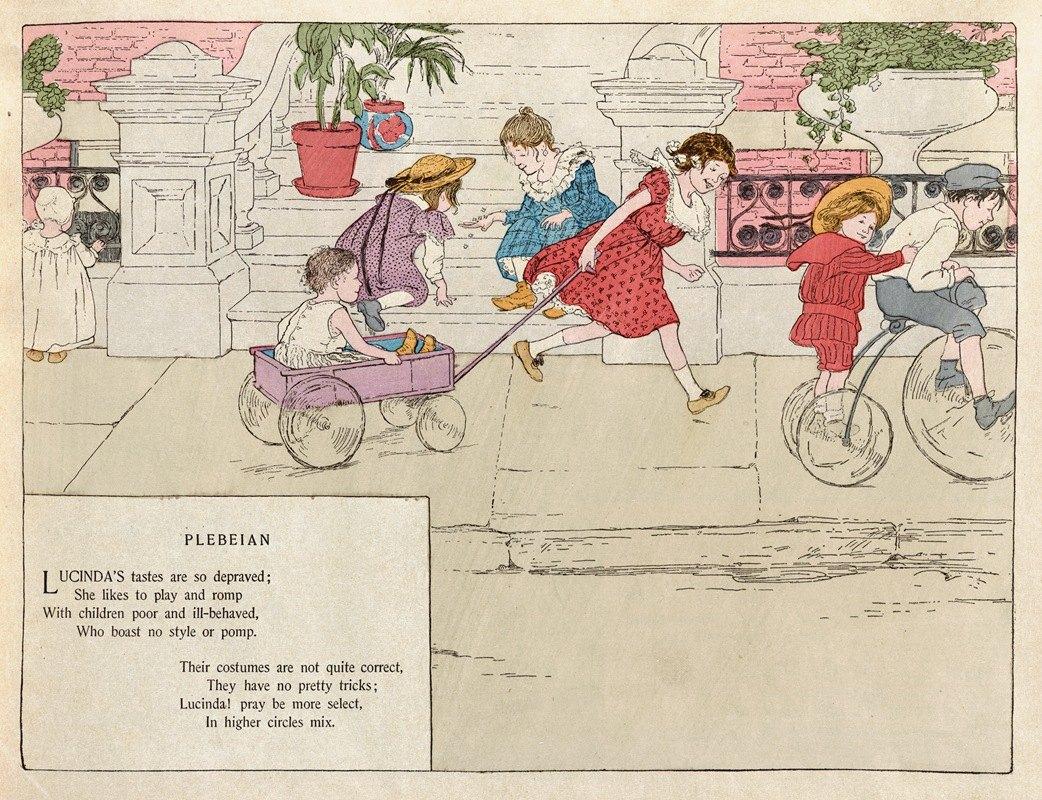 Ethel Mars - Plebeian