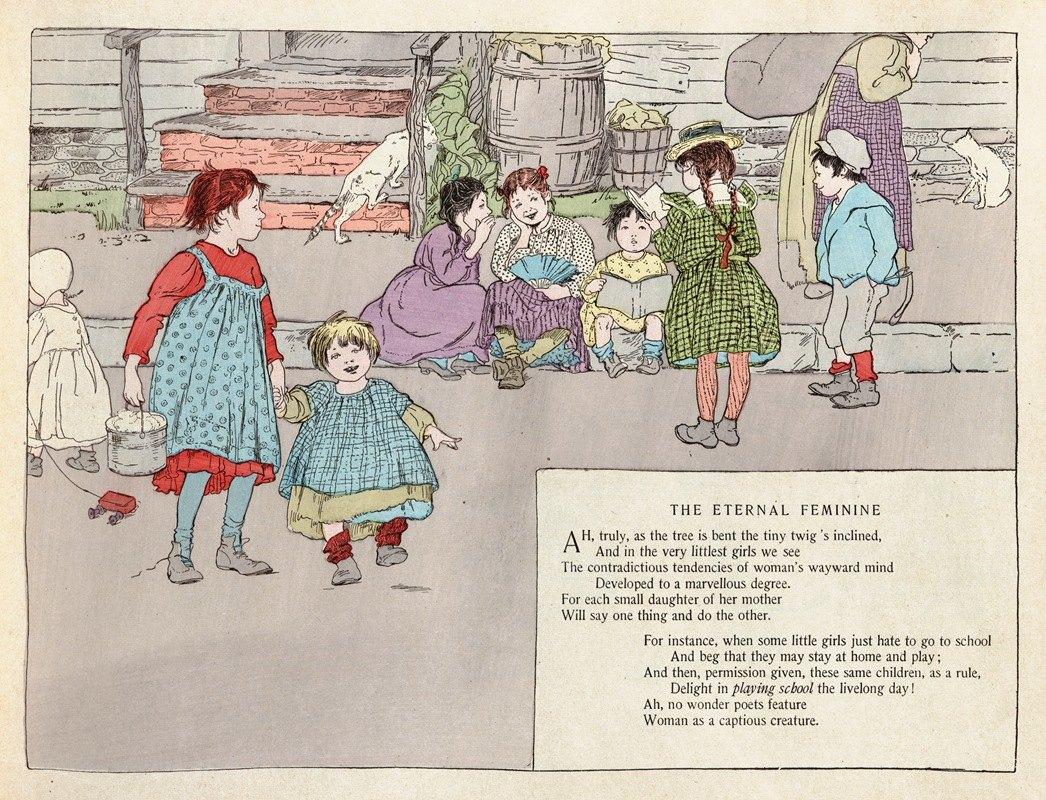 Ethel Mars - The Eternal Feminine