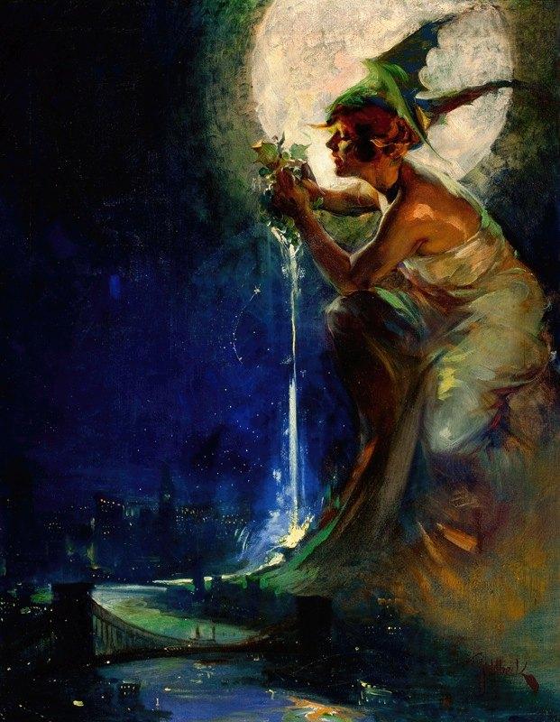 Walter Dean Goldbeck - The Spirit of New York