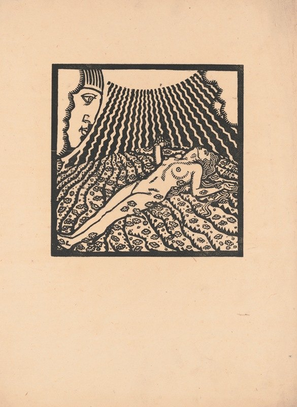 Winold Reiss - Graphic designs for Twelve Months of the Year artwork
