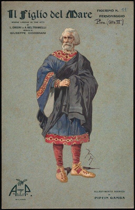 Pipein Gamba - Piru (atto IIIo)