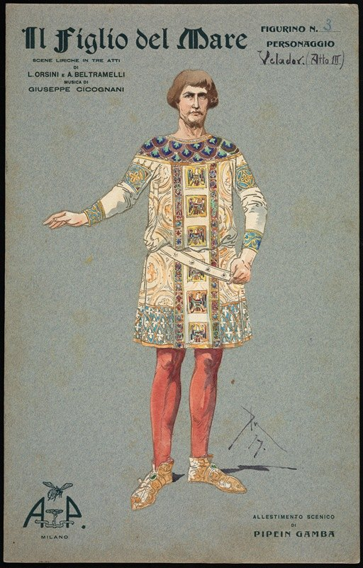 Pipein Gamba - Velador (atto III)